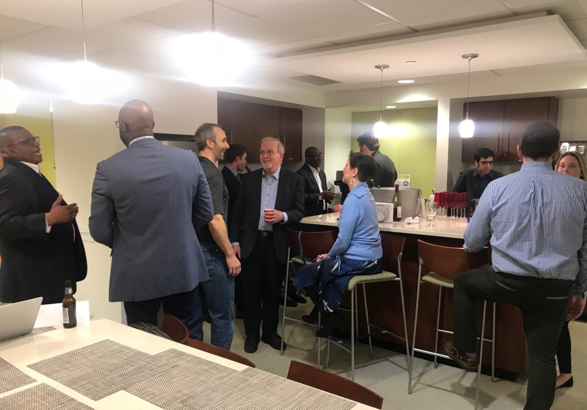 Thank you for Attending World Advisory Small Business Networking – Washington, DC – 2/28/18