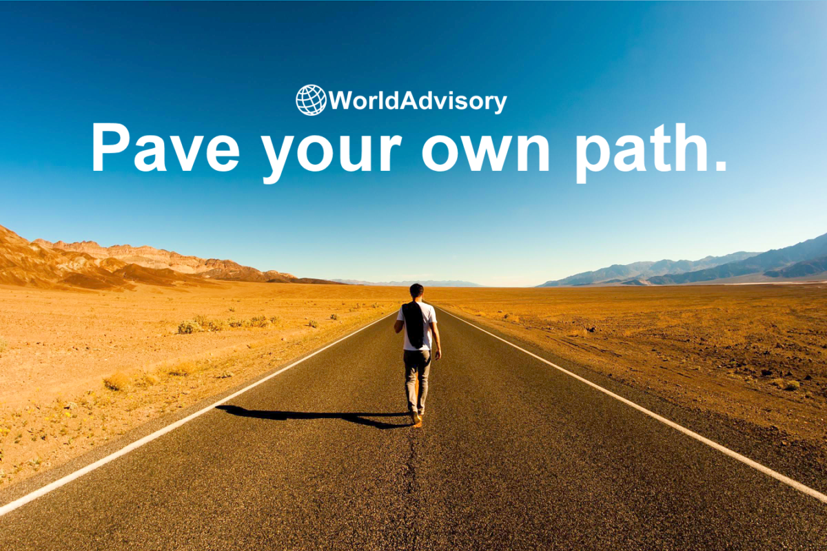Pave Your Own Path