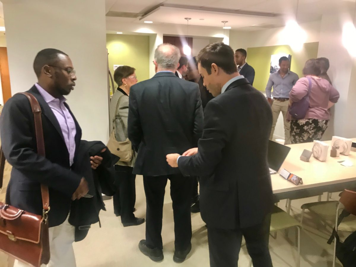 World Advisory – Small Business Networking – Washington DC – 10-24-18